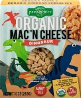 Pastabilities Organic Dinosaur Mac 'N Cheese Pasta and Cheese Mix - 10 oz