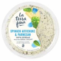 La Terra Fina Spinach Artichoke & Parmesan Dip & Spread