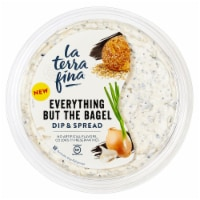 La Terra Fina Everything But The Bagel Dip & Spread