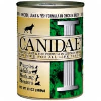 Animal Supply Company CD01024 Canidae Chicken-Lamb-Fish In Chicken Broth 12 Count - 1