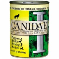Animal Supply Company CD01124 Canidae Chicken-Rice In Chicken Broth 12 Count - 1