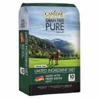 Canidae 1589 24 lbs Land Formula Dry Dog Food - Fresh Bison