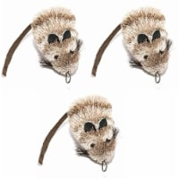 Go Cat Cat Catcher Refill Mouse (Pack of 3) - 1