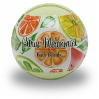 Primal Elements Citrus Melonmint Bath Bomb