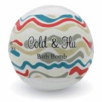 Primal Elements Cold & Flu Bath Bomb