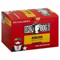 Dazbog KGBlend Bold Coffee Single Serve Cups