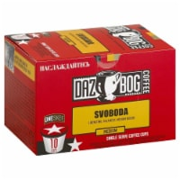 Dazbog Svoboda Single Serve Cups