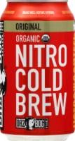 Dazbog Organic Nitro Cold Brew Coffee - 12 fl oz
