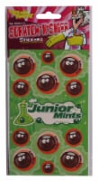 Action Imports Junior Mints® Scratch-n-Sniff Stickers - 2 pk