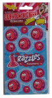 Action Imports Raspberry Razzles Scratch-n-Sniff Stickers - 2 pk