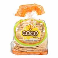 Coco Lite Multigrain Pop Cakes Pop Cakes - Original - Case of 12 - 2.64 oz - Case of 12 - 2.64 OZ each