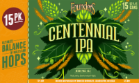 Founders Brewing Centennial IPA