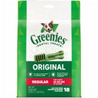 Greenies Original Regular Sized Dog Dental Treats