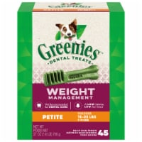 Greenies Weight Management Petite Dog Dental Treats