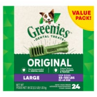 Greenies Original Large Dog Dental Treats Value Pack