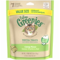 Greenies  Feline Dental Treats Catnip