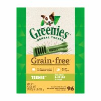 Greenies Grain Free Teenie Dog Dental Treats