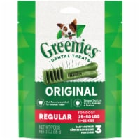 Greenies Original Regular Sized Dog Dental Treats