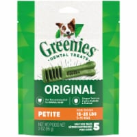 Greenies Original Petite Dog Dental Treats