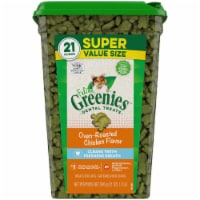 Greenies Oven Roasted Chicken Feline Dental Treats