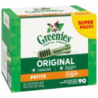 Greenies Original Petite Dental Dog Treats Super Pack