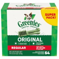 Greenies Original Regular Sized Dog Dental Treats Super Pack