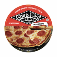 Ginos East of Chicago Pepperoni Pizza
