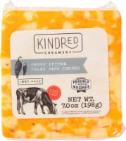 KINDRed Creamery Ghost Pepper Colby Jack Cheese - 7 oz