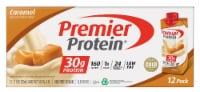 Premier Protein® Caramel Protein Shakes - 12 ct / 11 fl oz