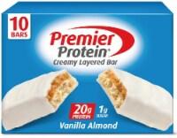 Premier Protein Vanilla Almond Bar 10 Count
