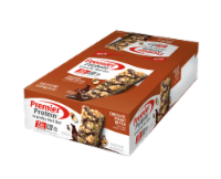 Premier Protein Chocolate Peanut Butter Crunchy Nut Bars 10 Count