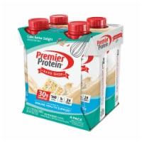 Premier Protein® Gluten Free Cake Batter Delight Protein Shake - 4 ct / 11 fl oz