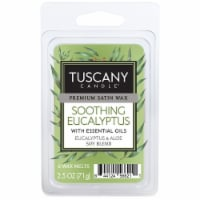 Tuscany Candle Soothing Eucalyptus Wax Melts