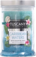 Tuscany Candle Caribbean Waters Scented Jar Candle - Blue
