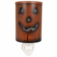 Tuscany Candle Rustic Jack-O-Lantern Outlet Warmer