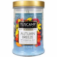 Tuscany Candle Scented Candle - Autumn Breeze