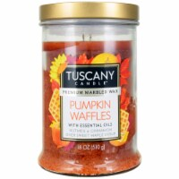 Tuscany Candle Scented Candle - Pumpkin Waffles