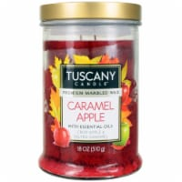 Tuscany Candle Scented Candle - Caramel Apple