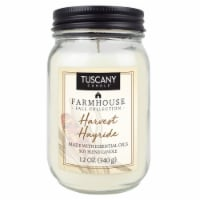 Tuscany Candle Farmhouse Scented Candle - Harvest Hayride