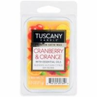 Tuscany Candle Wax Melts - Cranberry Orange