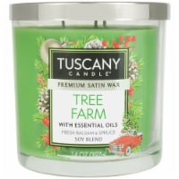 Tuscany Scented Candle - Tree Farm