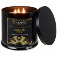 Tuscany Homme & Heritage Collection Golden Oak Soy Blend Jar Candle
