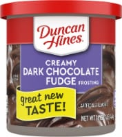 Duncan Hines Creamy Dark Chocolate Fudge Frosting