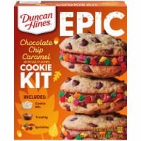 Duncan Hines EPIC Baking Kit - Chocolate Chip Caramel - 20.8 oz