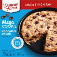 Duncan Hines Mega Cookie Chocolate Chunk Pan Cookie Mix