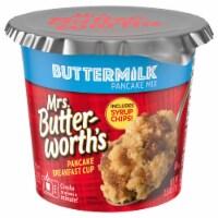 Mrs. Butterworth's Buttermilk Pancake Breakfast Cup
