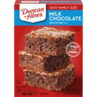 Duncan Hines Classic Milk Chocolate Brownie Mix