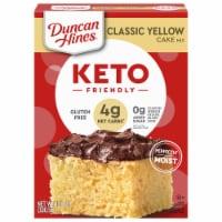 Duncan Hines Keto Friendly Classic Yellow Cake Mix