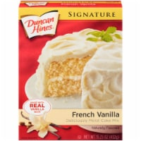 Duncan Hines Signature French Vanilla Cake Mix
