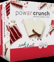 Power Crunch Red Velvet Original Protein Energy Bars - 12 ct / 1.4 oz